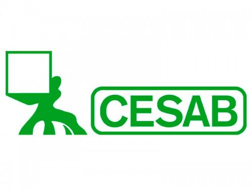 Cesab - Logo