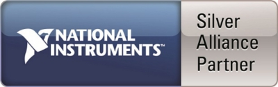 Silver Alliance Partner National Instruments