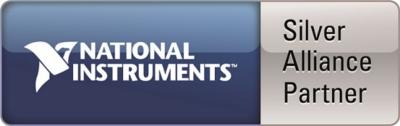 Silver Alliance Partner National Instruments