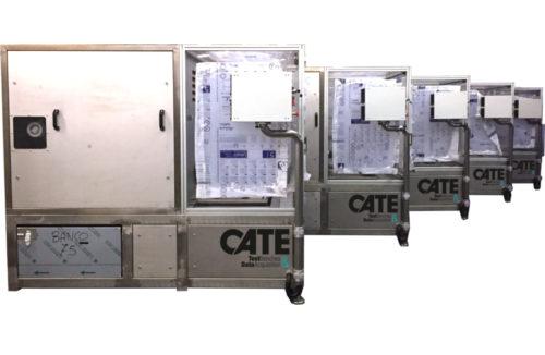 Sala prove pompe pistoni e membrana